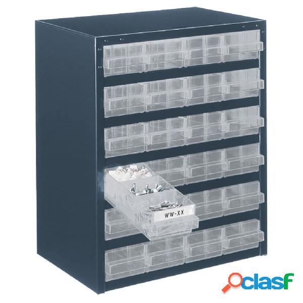Raaco 137577 mobile 250/24-1 con 24 cassetti