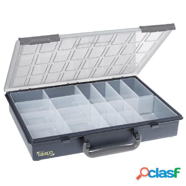 Raaco 136228 scatola di assortimento assorter 55 4x8 con 17 inserti