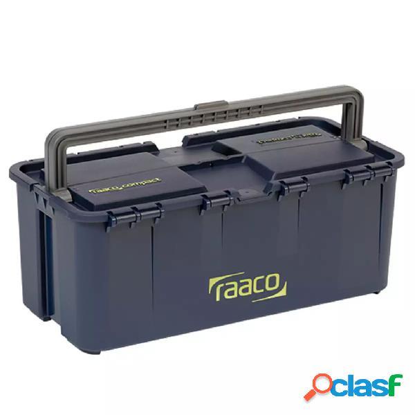 Raaco 136563 scatola degli attrezzi compact 15 con divisore