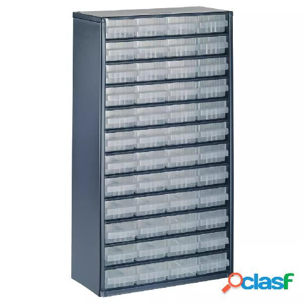 Raaco 137393 mobile 1248-01 con 48 cassetti