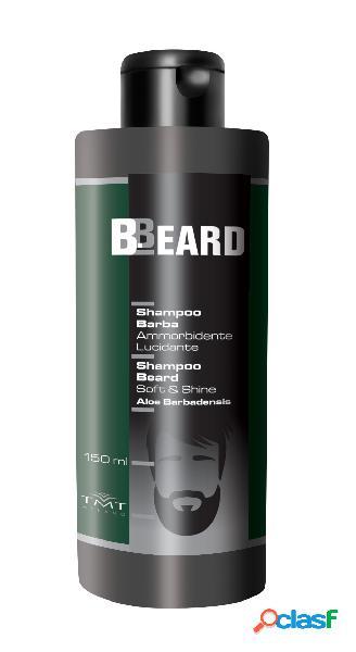 BBEARD Shampoo Barba ammorbidente e lucidante con Aloe (150 Ml) -TMT-