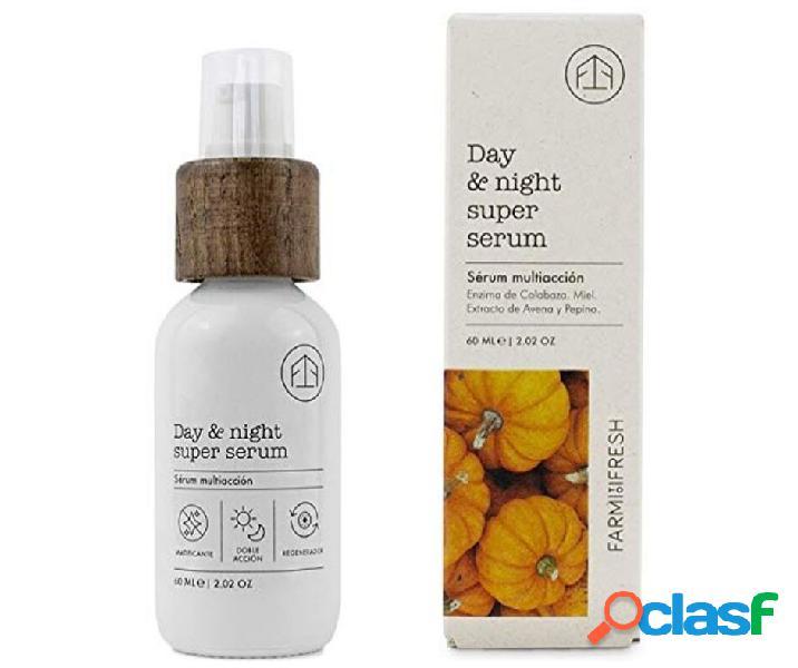 Farm to fresh day & night super serum