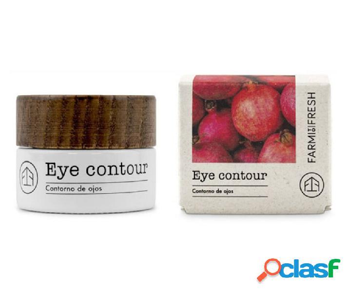 Farm to fresh eye contour