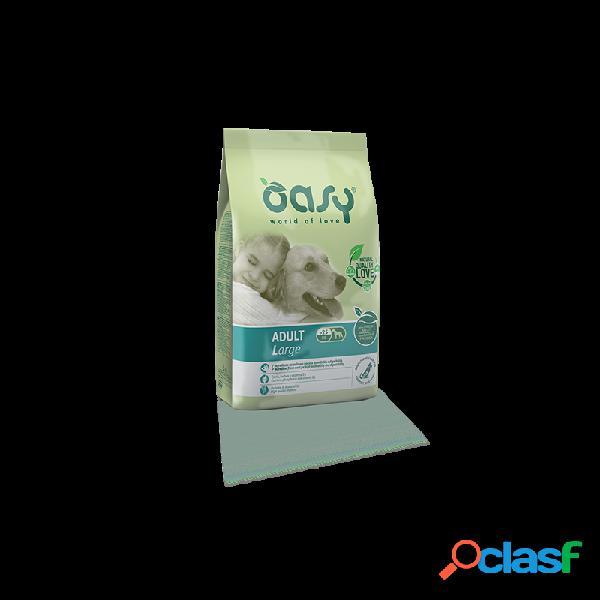 Oasy - oasy adult large per cani sacco da 12 kg