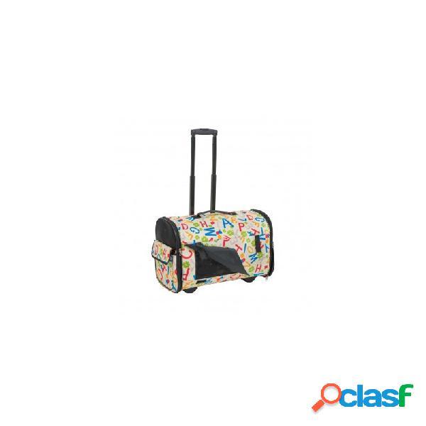 Farm company - trolley confort per cani e gatti misure 44x28x33 cm