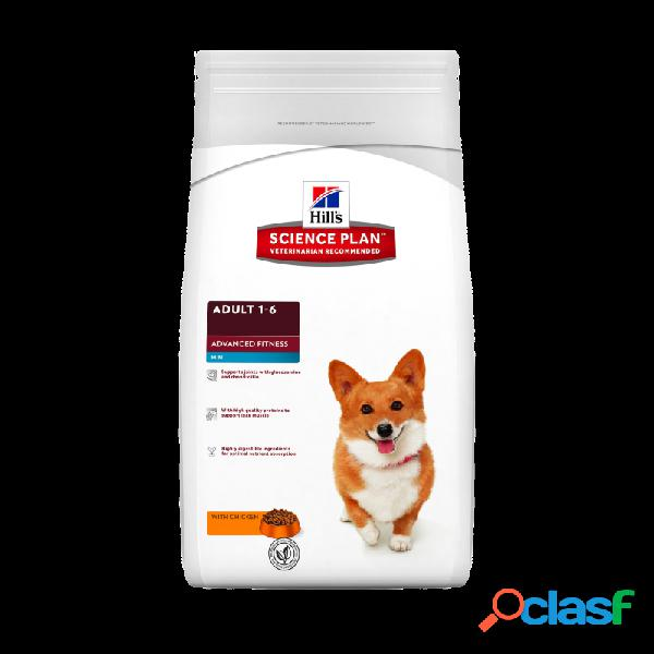 Hill's science plan - hill's adult mini maintenance con pollo per cani sacco da 2,5 kg