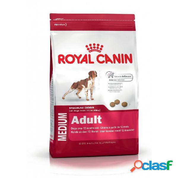 Royal canin - royal canin medium adult crocchette per cani sacco da 4 kg