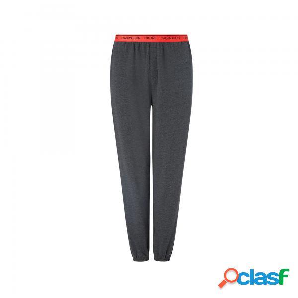 Pantaloni calvin klein one grey man jogger calvin klein - pantaloni lunghi - taglia: s
