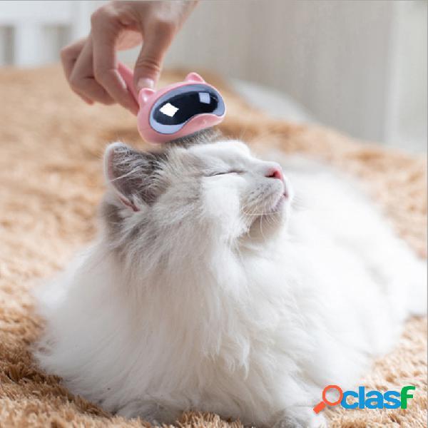 Pettine per animali capelli cat capelli pettine per il bagno pennello cat dog universal