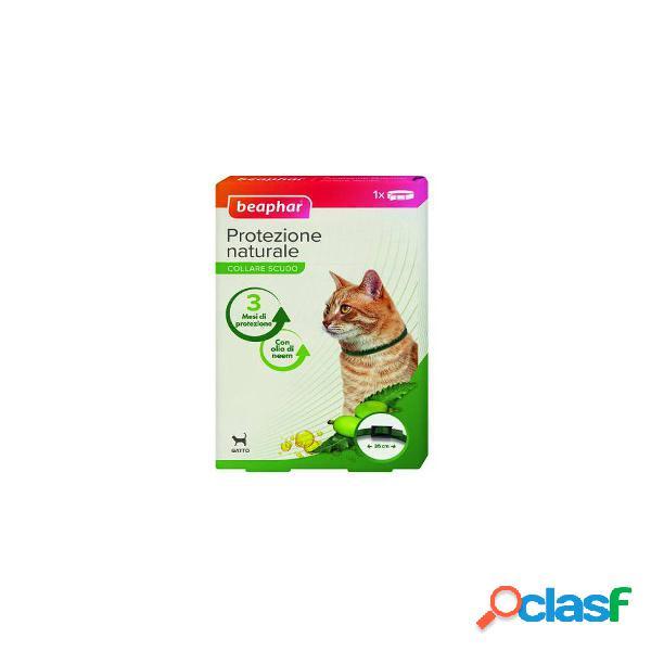 Collare antiparassitario naturale per gatto beaphar