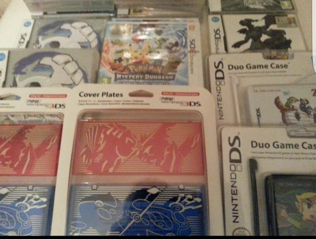 Ds 3ds giochi pokémon e altri giochi