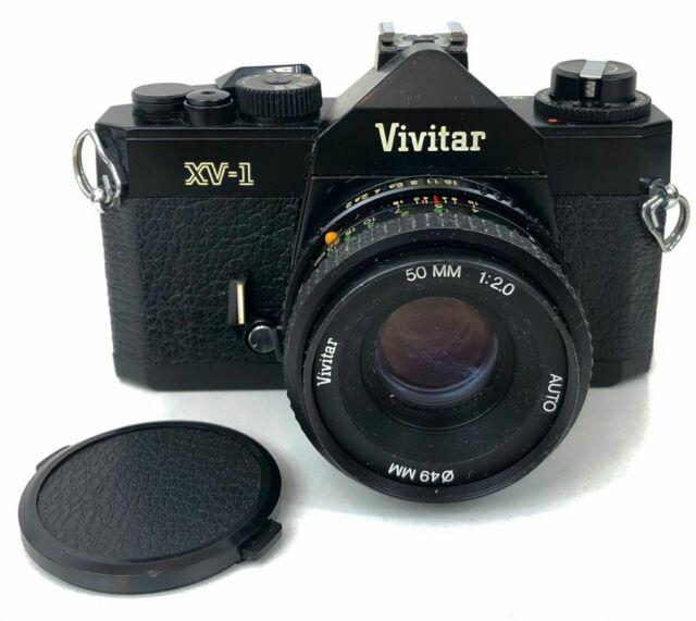 Macchina fotografica analogica vivitar xv-1