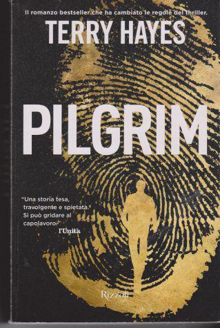 Pilgrim thriller