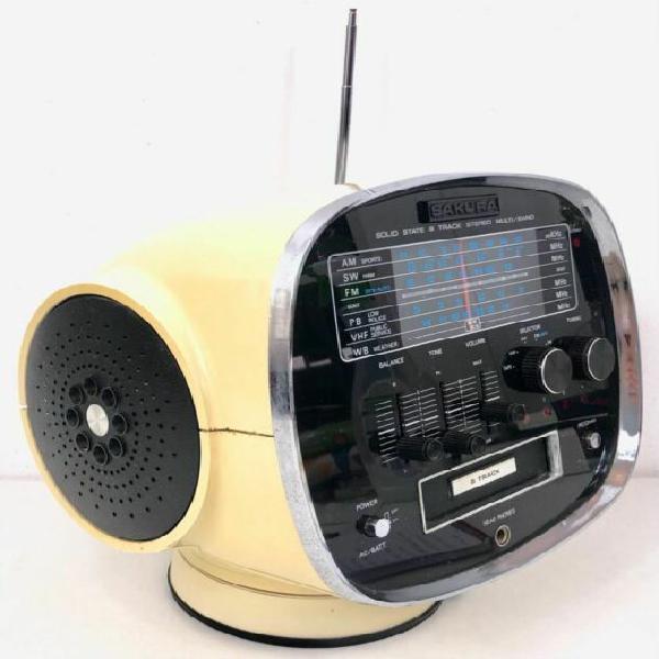Radio Sakura TCM-5500 Vintage