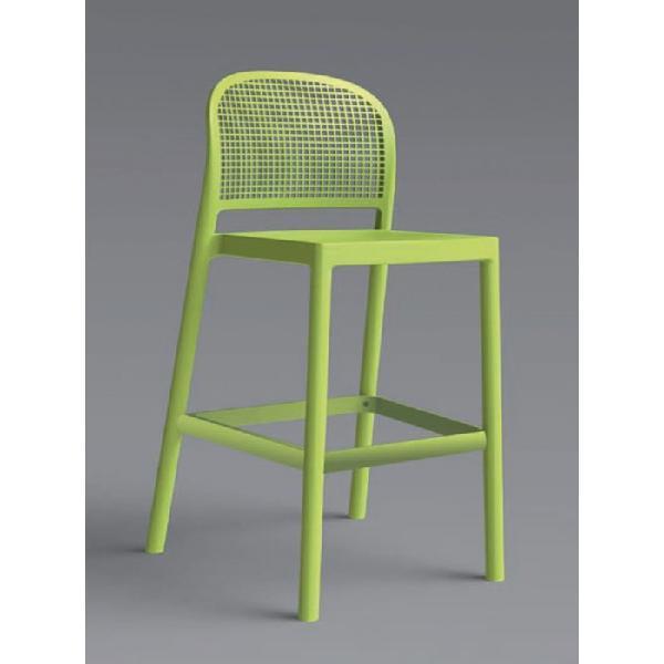 Sgabello panama stool dal carattere distintivo