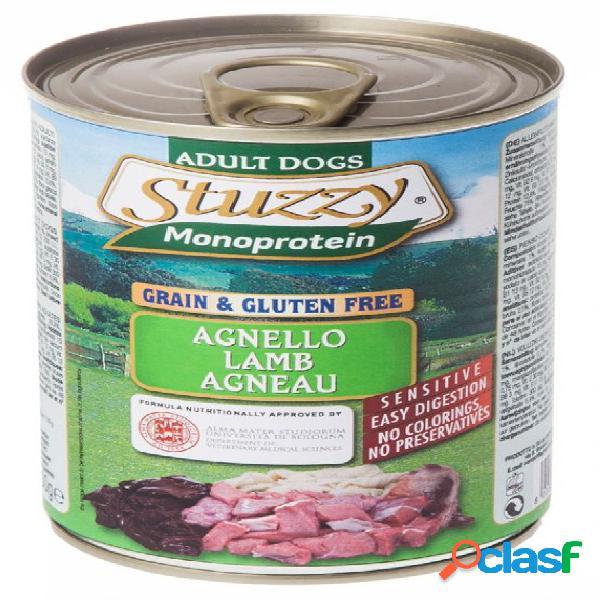 Stuzzy dog monoproteico agnello 400 gr.