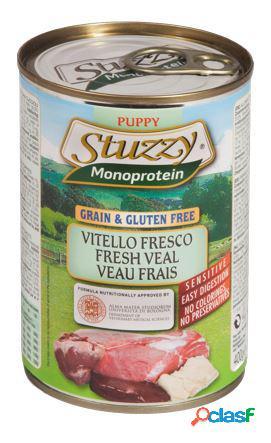 Stuzzy dog monoproteico puppy vitello fresco 400 gr