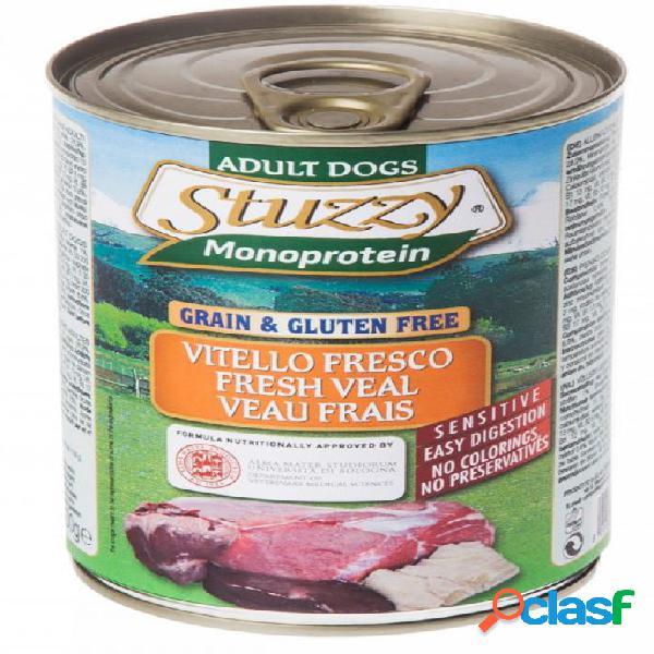Stuzzy dog monoproteico vitello 400 gr