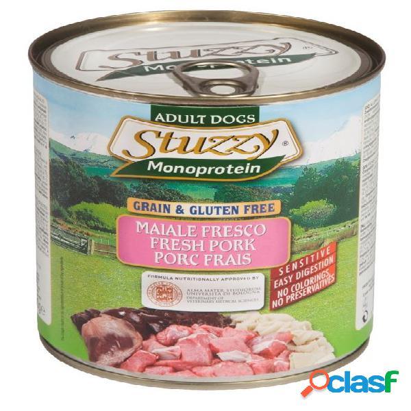 Stuzzy dog monoproteico maiale 400 gr
