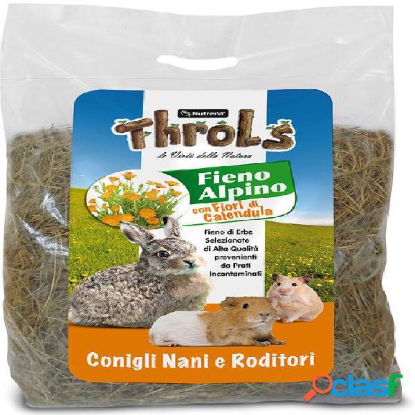 Nutrena throls fieno alpino con fiori di calendula gr 500 per...