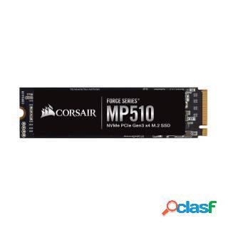 Corsair Force Series MP510 SSD 480GB M.2 NVMe 3,480/2,000 MB/s