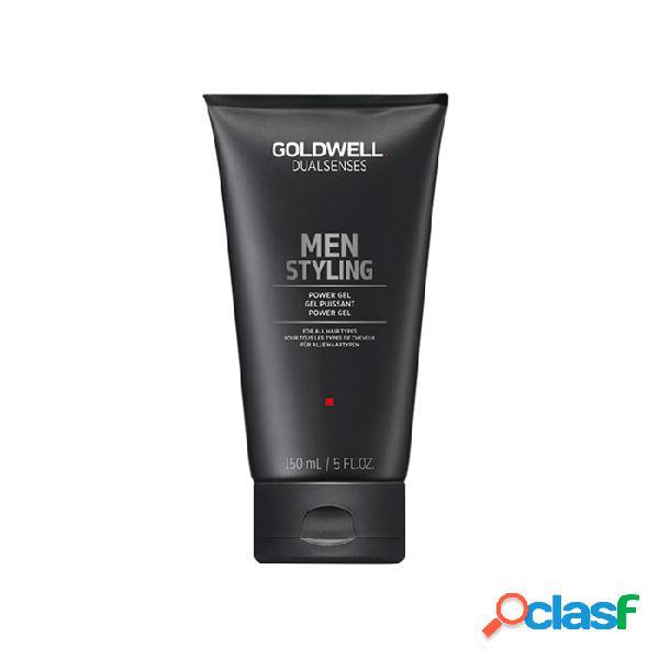 Goldwell. dualsenses men styling power gel 150 ml