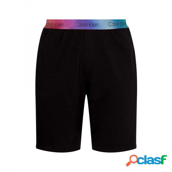 Calvin klein sleep shorts calvin klein - pantaloni corti - taglia: s