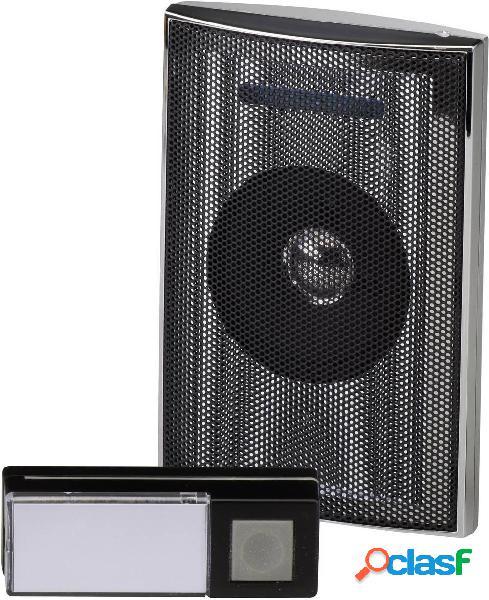 Campanello senza fili kit completo suoneria personalizzabile heidemann 70846 hx music box