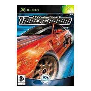 Need for speed underground (usato) (xbox)