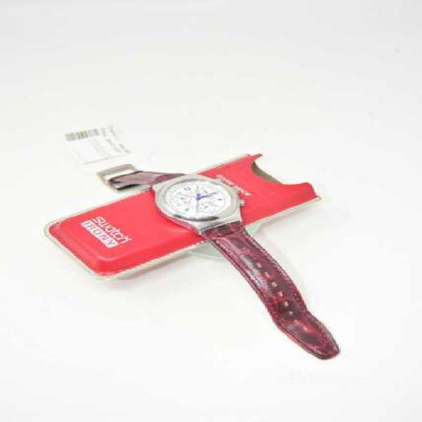Orologio swatch irony ag1995 cinturino da cambiare