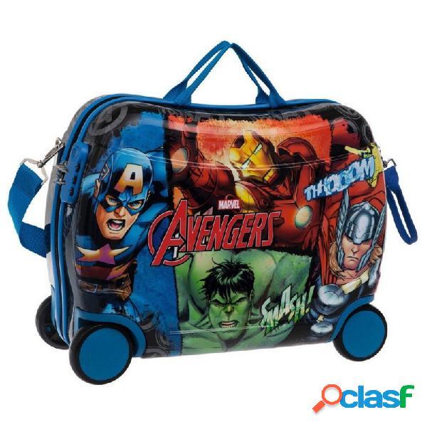 Trolley cavalcabile avengers assemble 4419951