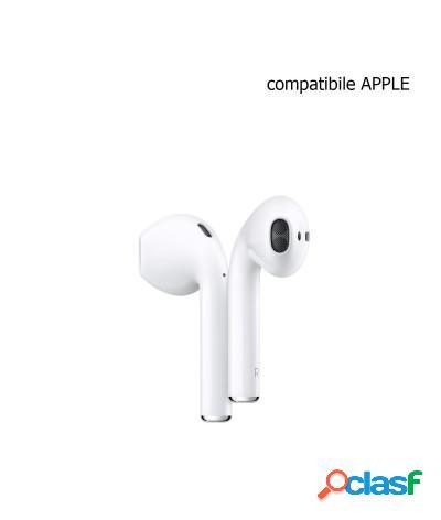 Cuffie in-ear tws bluetooth + cofanetto di ricarica genai apple