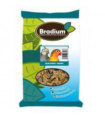 Bradium bradium agapornis e ninfe 920 gr ca.