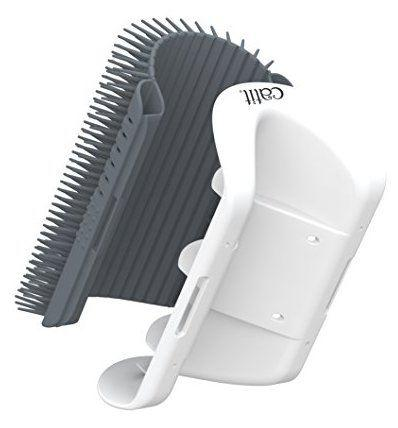 Catit tiragraffi masajeador di muro self groomer senses 2.0