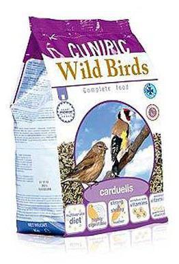 Cunipic cibo secco per uccelli selvaggi