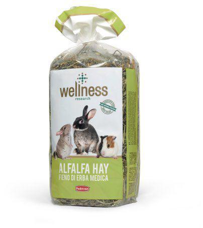 Padovan mangime wellness alfalfa con petali di calendula