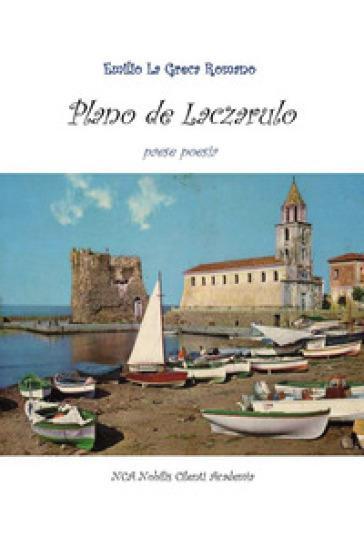 Plano de laczarulo. paese poesia - emilio la greca romano