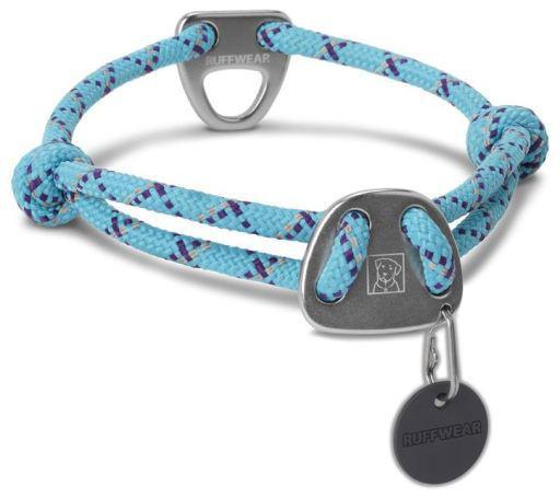 Ruffwear collare cane knot-a-collar perro blue atoll