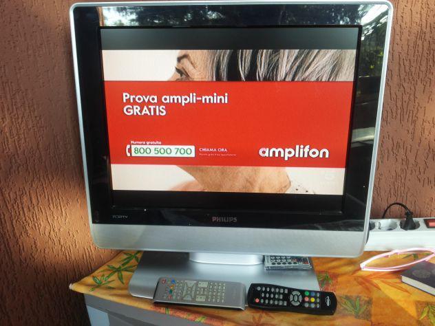 SPENDI POCO TV PHILIPS LCD SENZA DECODER