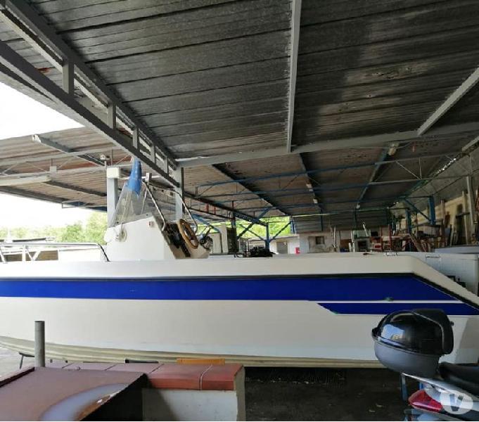 Barca 23 terminal boat open vtr perfect prendisole bacoli - barche usate occasione