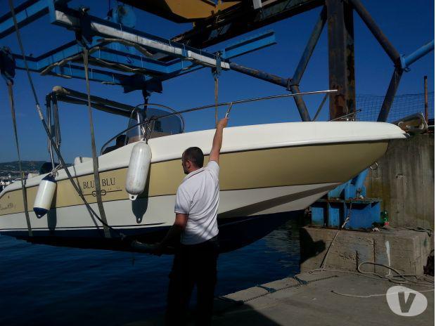 Barca open 650 affare 4t full bacoli - barche usate occasione