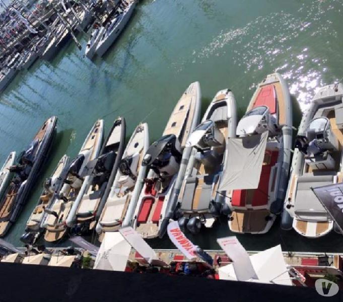 Gommoni usati privati bacoli - barche usate occasione