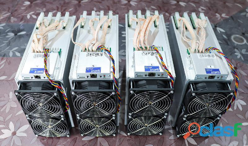 Innosilicon a10 pro Eth miner ethereum mining machine Asic Blockchain Miners