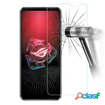 Protezione schermo in vetro temperato per asus rog phone 5/5 pro - 9h