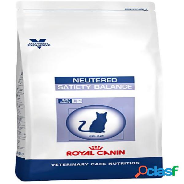 Royal canin gatto kg 3,5 neutered satiety balance