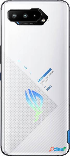 Asus rog phone 5 smartphone lte dual sim 256 gb 6.78 pollici (17.2 cm) dual-sim android™ 11 bianco