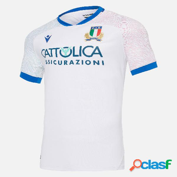 Maglia away replica italia rugby 2020/21
