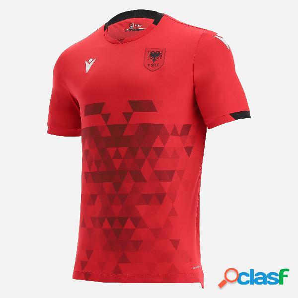 Maglia home nazionale albania fshf 2020/21