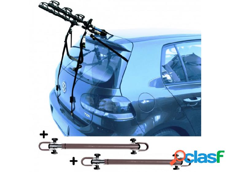 Portabici auto posteriore chevrolet daewoo spark (2009-2013)