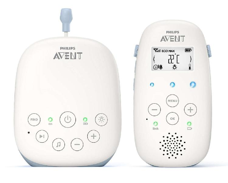 Baby monitor avent philips dect scd715/00